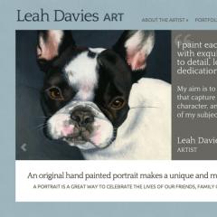 Leah Davies Art