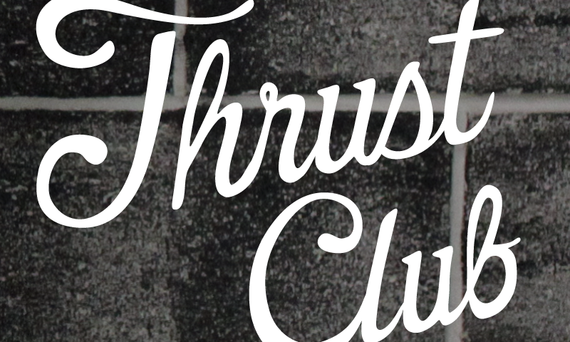 Thrust Club – branding